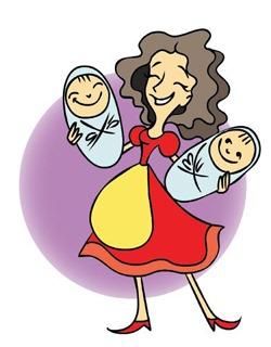 Гороскоп любящей мамочки