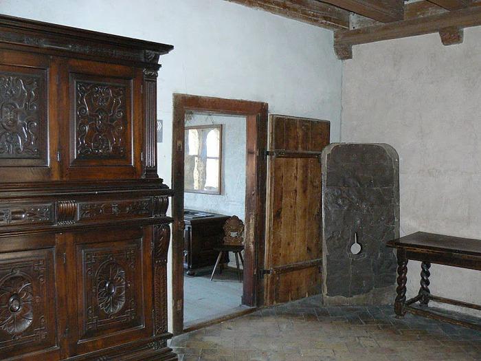 Шильонский замок (Швейцария) 60961