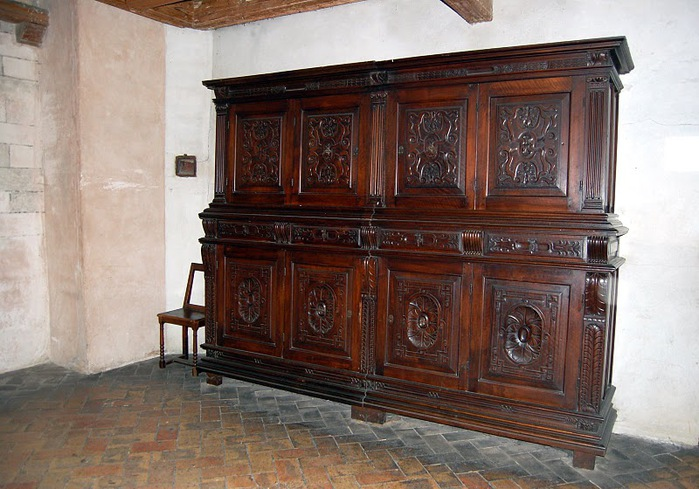 Шильонский замок (Швейцария) 57691