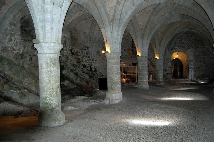Шильонский замок (Швейцария) 89429