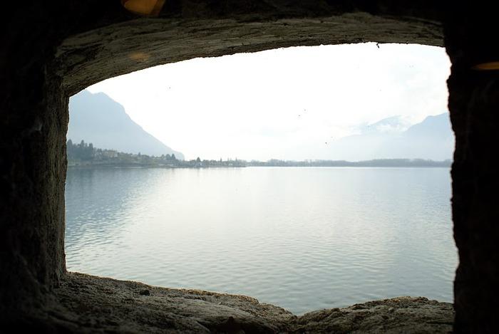 Шильонский замок (Швейцария) 36074