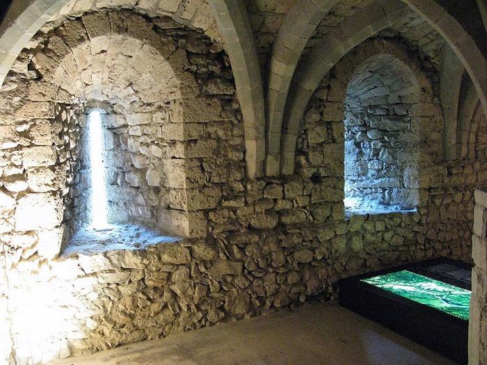 Шильонский замок (Швейцария) 65845