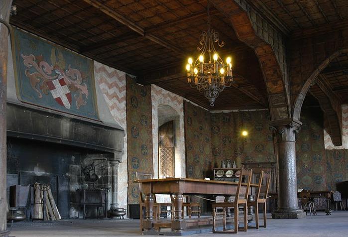 Шильонский замок (Швейцария) 45221