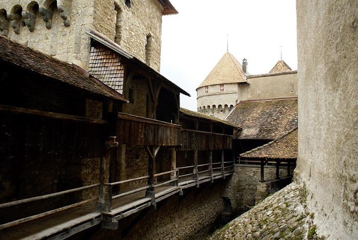 Шильонский замок (Швейцария) 36853