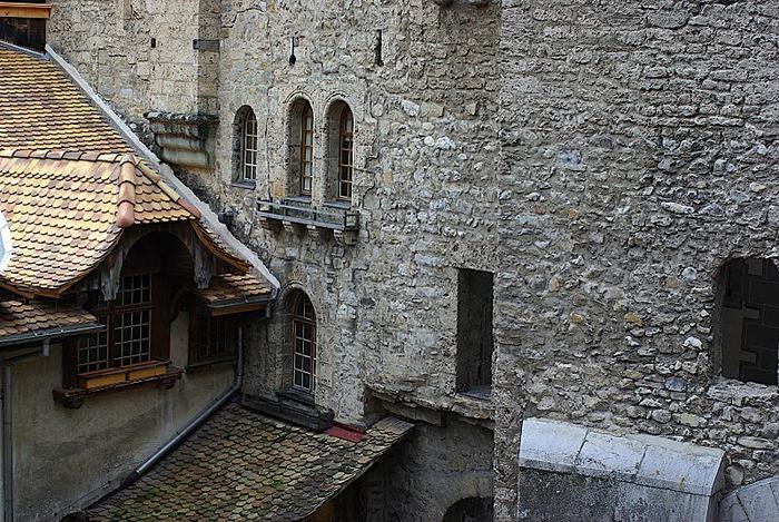 Шильонский замок (Швейцария) 34060