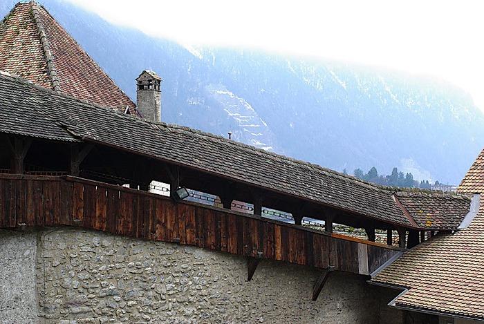 Шильонский замок (Швейцария) 70915