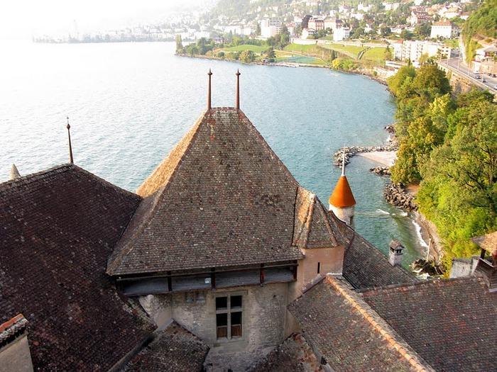 Шильонский замок (Швейцария) 26075