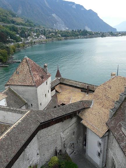 Шильонский замок (Швейцария) 60859