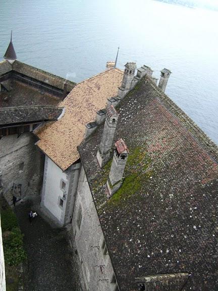 Шильонский замок (Швейцария) 94776