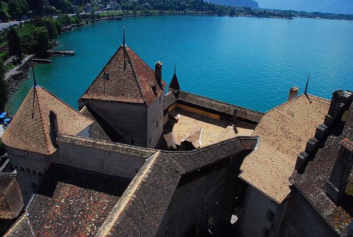 Шильонский замок (Швейцария) 76948