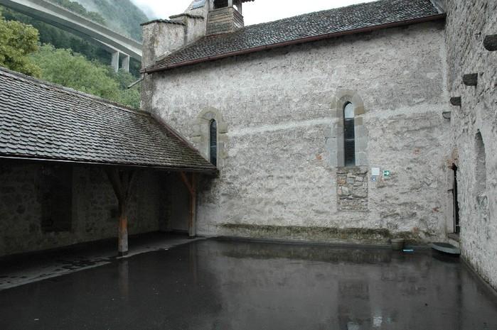 Шильонский замок (Швейцария) 96397