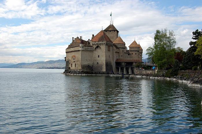Шильонский замок (Швейцария) 87361