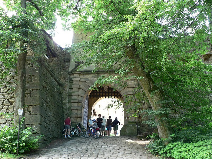 Замок Бухлов (Buchlov) 71574