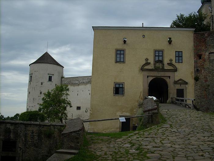Замок Бухлов (Buchlov) 74632