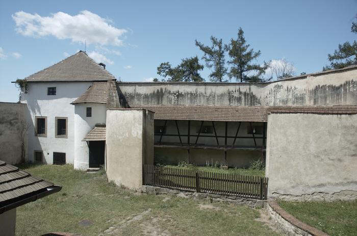 Замок Бухлов (Buchlov) 41432