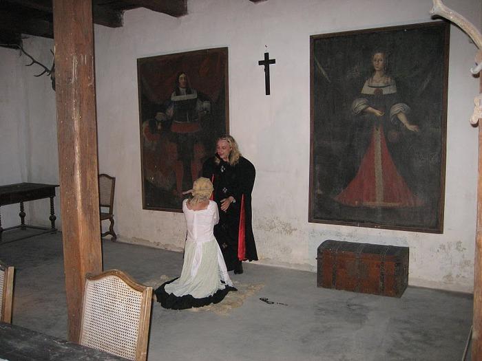 Замок Бухлов (Buchlov) 87430