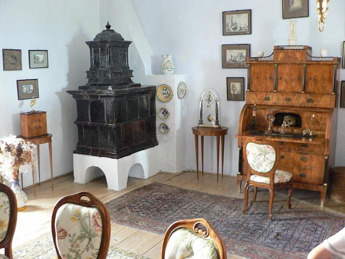 Замок Бухлов (Buchlov) 65189