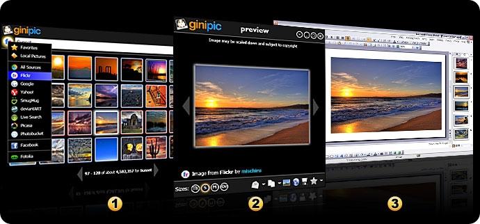 Ginipic–искать картинки стало проще простого