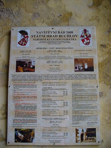 Замок Бухлов (Buchlov) 61706