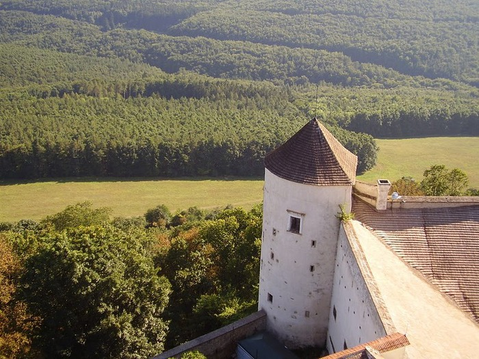 Замок Бухлов (Buchlov) 71695