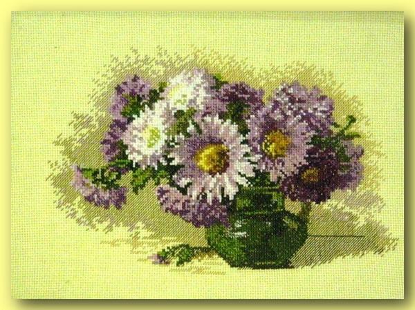 66913758 440030 El Emeği Çiçek Nakışları En Güzel Nakış Modelleri