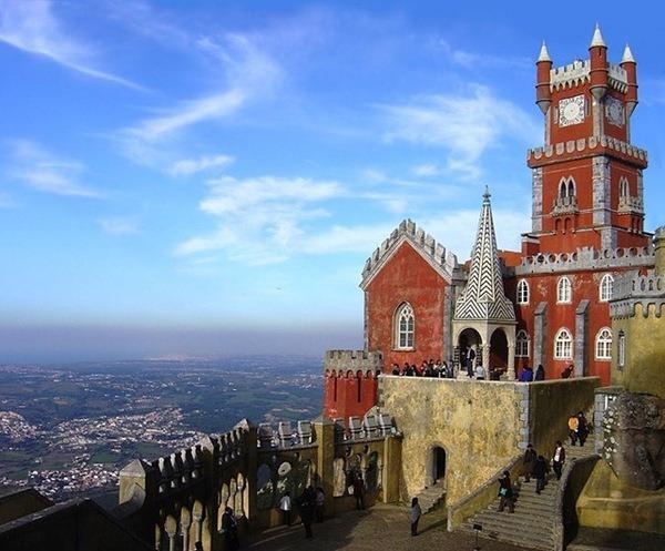 Дворец Пена, Португалия 15