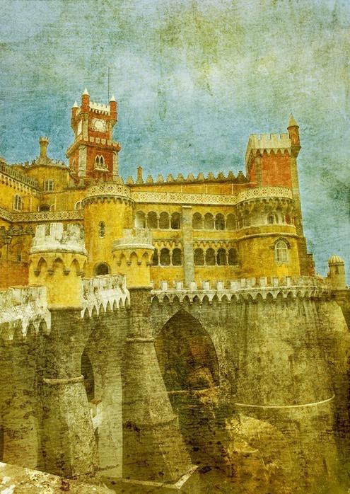 Дворец Пена, Португалия 7