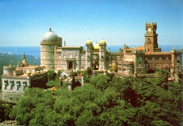 Дворец Пена, Португалия 8