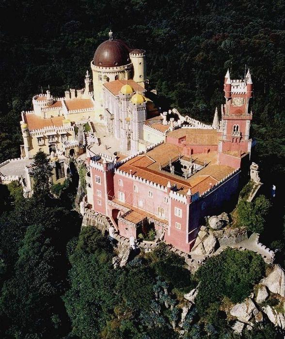 Дворец Пена, Португалия 4