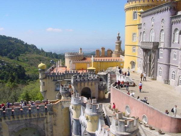 Дворец Пена, Португалия 12
