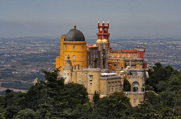 Дворец Пена, Португалия 17