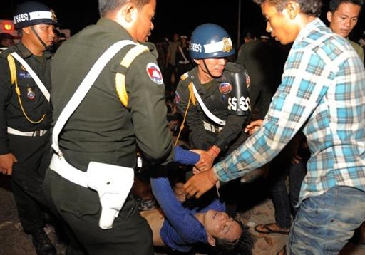 Число погибших в Камбодже выросло до 345 человек 90825