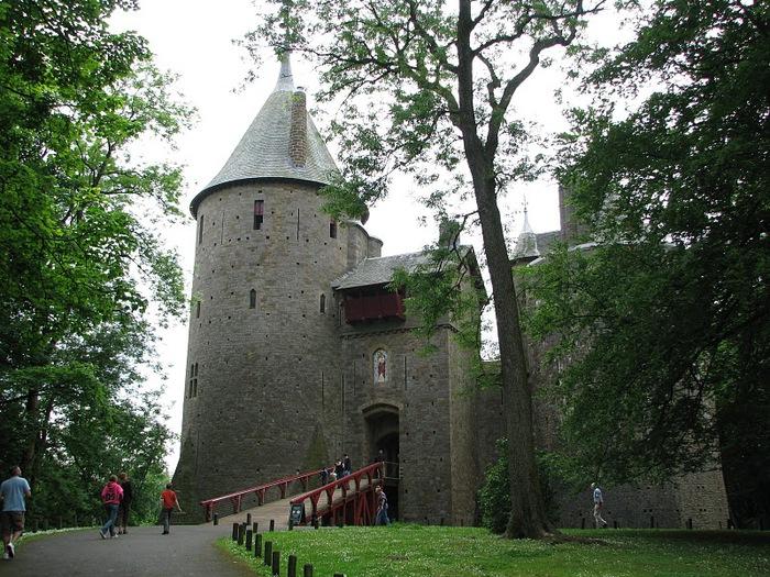 "CASTELL COCH -""Красный замок"". 11356"
