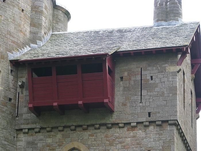 "CASTELL COCH -""Красный замок"". 74389"