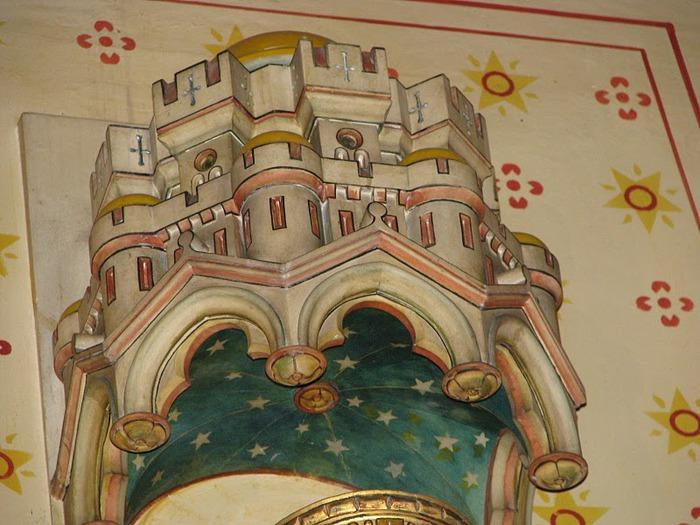 "CASTELL COCH -""Красный замок"". 11058"