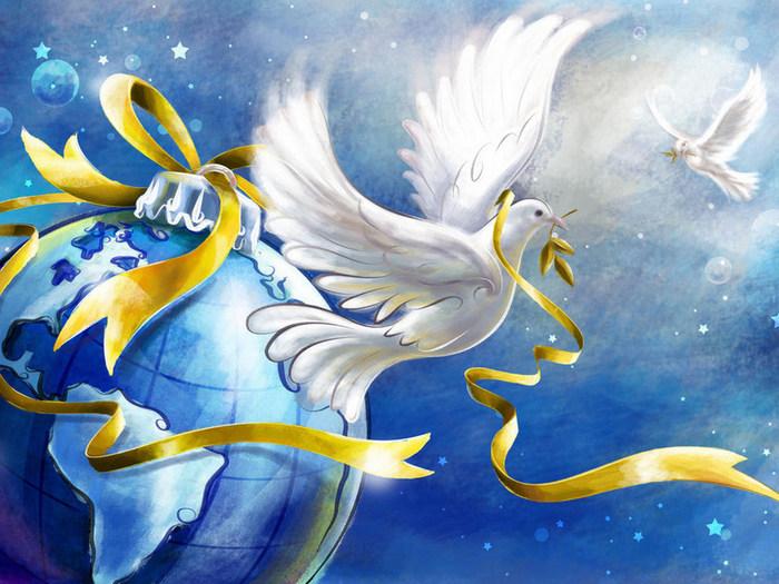 Картинки по запросу голубь мира