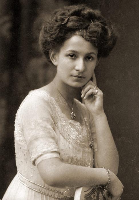 молодая болгарка 1906 год