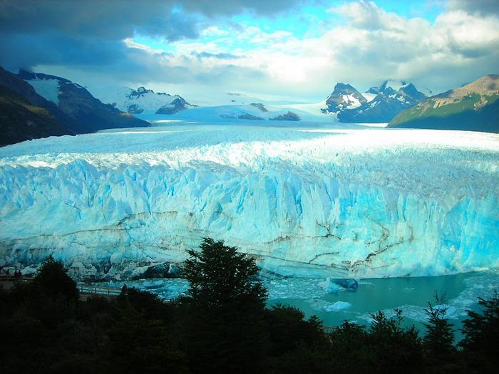 Ледник Перито-Морено (Perito Moreno Glacier) Патагония, Аргентина 67252