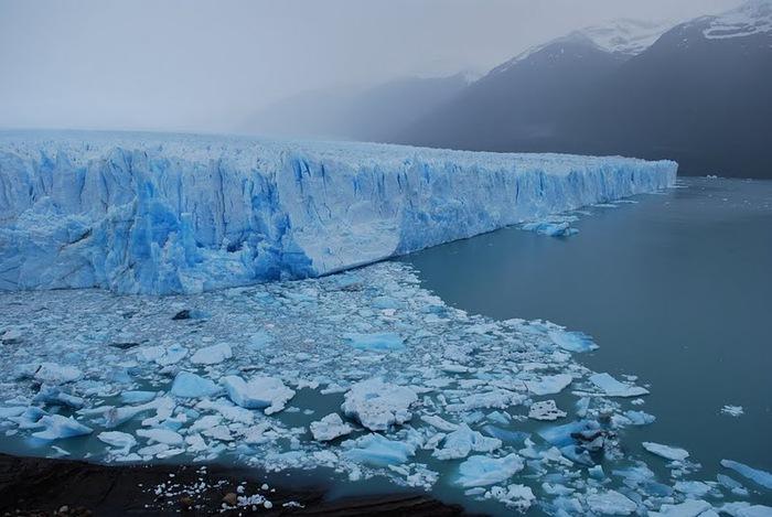 Ледник Перито-Морено (Perito Moreno Glacier) Патагония, Аргентина 86675