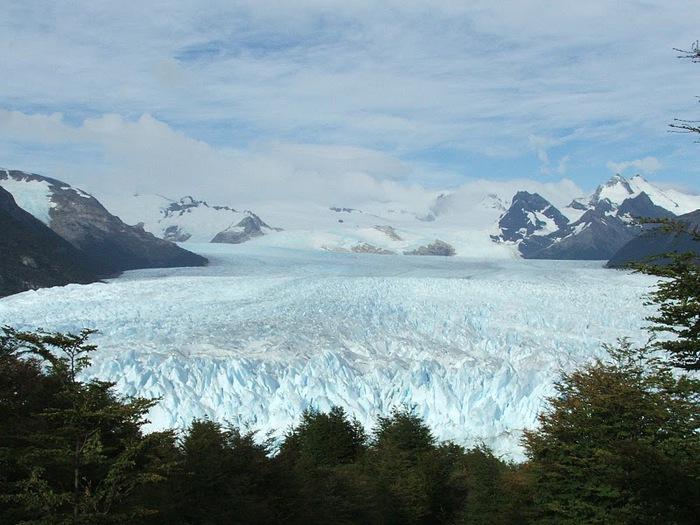 Ледник Перито-Морено (Perito Moreno Glacier) Патагония, Аргентина 18190