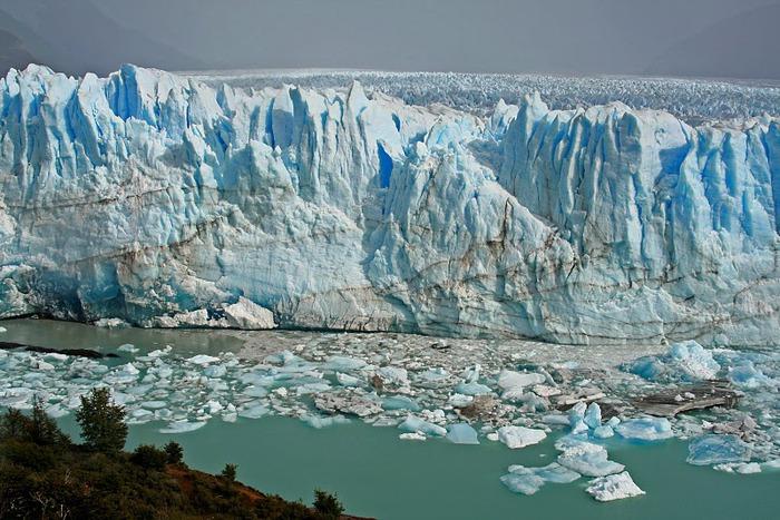 Ледник Перито-Морено (Perito Moreno Glacier) Патагония, Аргентина 71224