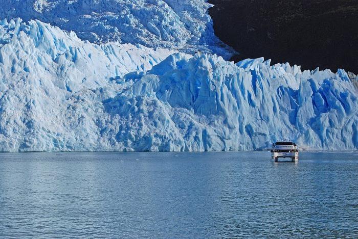 Ледник Перито-Морено (Perito Moreno Glacier) Патагония, Аргентина 77648