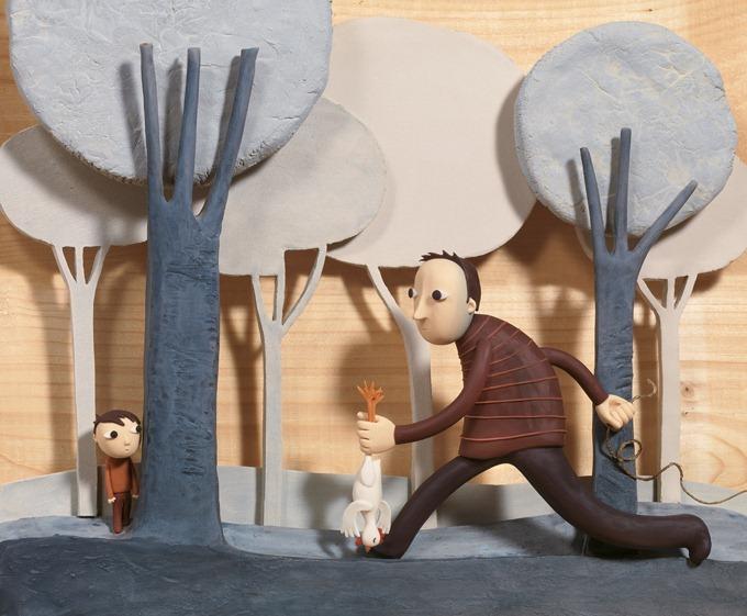 Пластилиновые иллюстрации Ирмы Груенхольз (Irma Gruenholz) 47