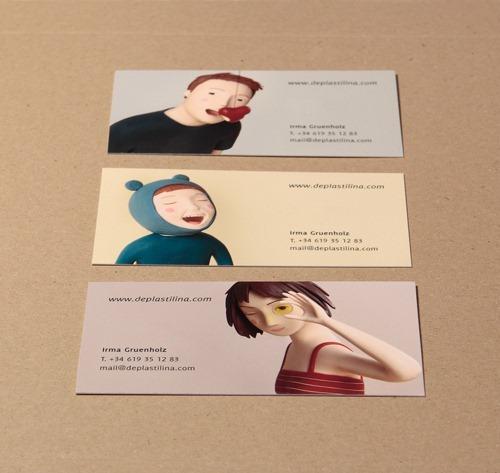 Пластилиновые иллюстрации Ирмы Груенхольз (Irma Gruenholz) 4