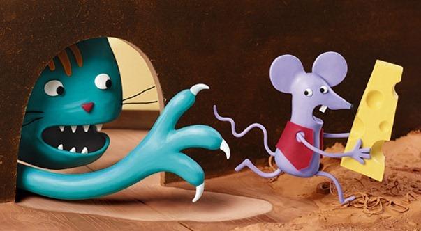 Пластилиновые иллюстрации Ирмы Груенхольз (Irma Gruenholz) 20
