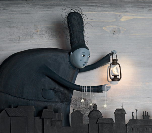 Пластилиновые иллюстрации Ирмы Груенхольз (Irma Gruenholz) 24