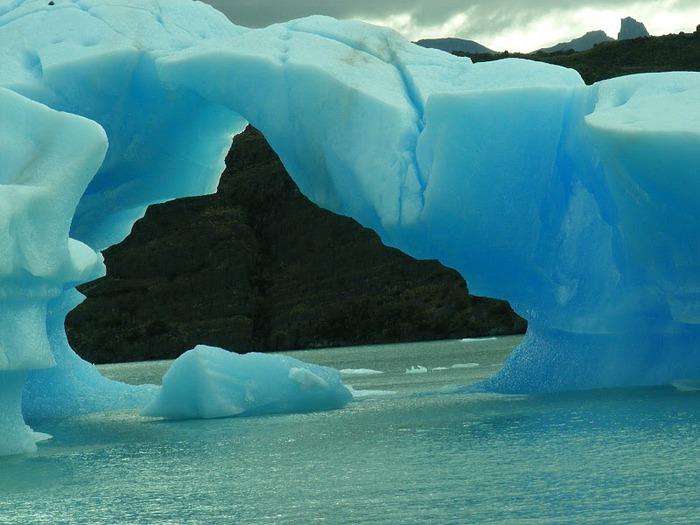 Ледник Перито-Морено (Perito Moreno Glacier) Патагония, Аргентина 37755