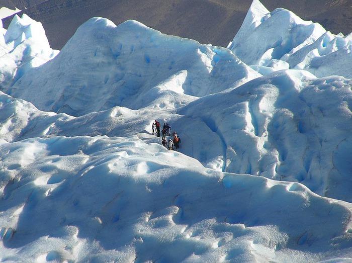 Ледник Перито-Морено (Perito Moreno Glacier) Патагония, Аргентина 46375