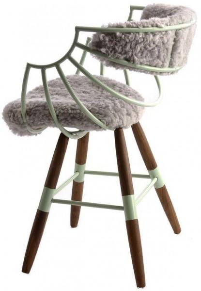 Необычные стулья,пуфики и табуретки