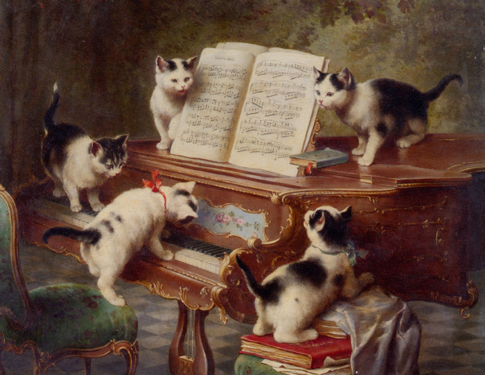 http://img1.liveinternet.ru/images/attach/c/2//67/229/67229874_1291040932_Reichert_Carl_The_Kittens_Recital_1908_Oil_on_Panelhuge.jpg